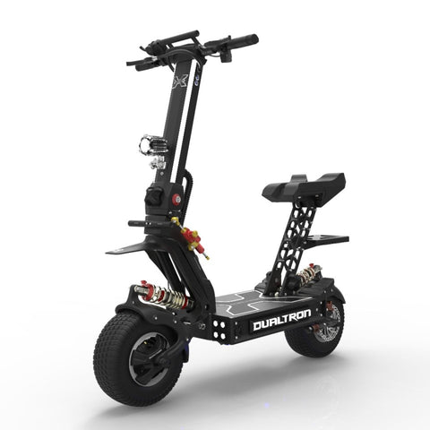 dualtronx trottinette electrique minimotors france