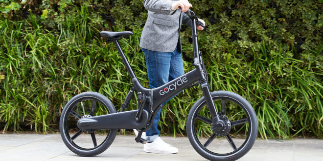 gocycle gx velo pliant lifestyle