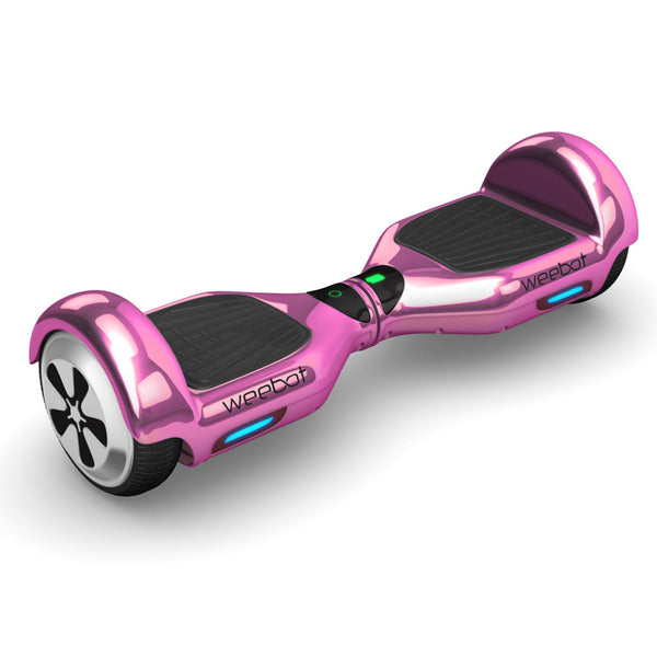 Hoverboard Classic Rose Chrome - 6,5 Pouces - Weebot