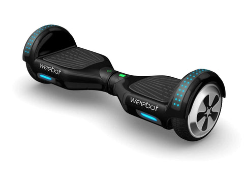 pack hoverkart hoverboard weebot light noir promotion