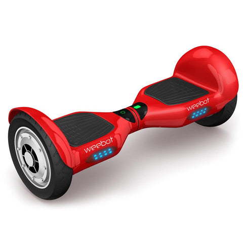 hoverboard pas cher weebot 4x4 rouge