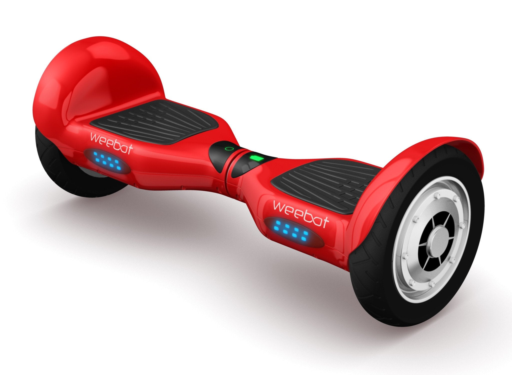 hoverboard tout terrain rouge roues 10 pouces magasin hoverboard weebot. Black Bedroom Furniture Sets. Home Design Ideas