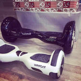 Hoverboard 4x4 Noir - 10 Pouces - Weebot