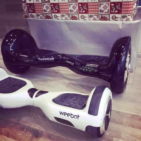 hoverboard pas cher weebot 4x4 noir comparatif