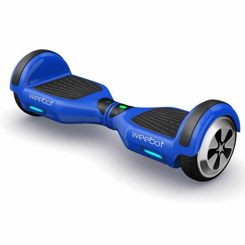 hoverboard pas cher weebot classic bleu 6,5 pouces