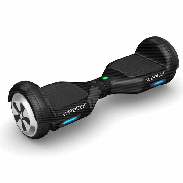 Hoverboard Classic Carbon Noir - 6,5 Pouces - Weebot