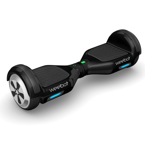 Hoverboard Classic Noir 6,5 Pouces - Occasion - Weebot