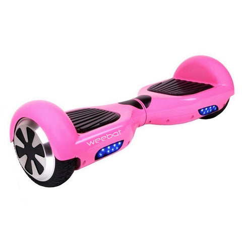 hoverboard rose pas cher weebot classic