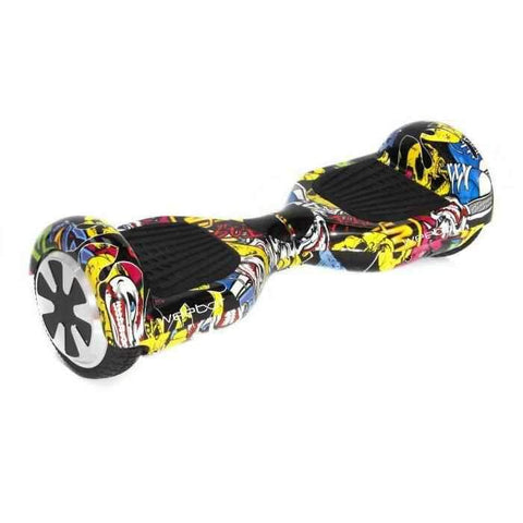 hoverkart et Hoverboard Classic Tag - 6,5 Pouces - Weebot
