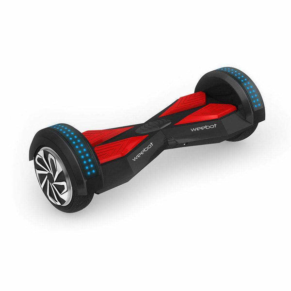 Hoverboard Wave Noir LED Bluetooth ♬ Musique 8 Pouces - Weebot