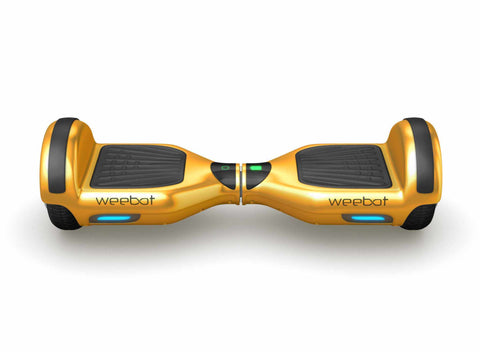 hoverboard prix weebot classic gold clignotants
