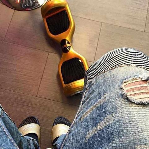 Hoverboard Classic Gold - 6,5 Pouces - Weebot