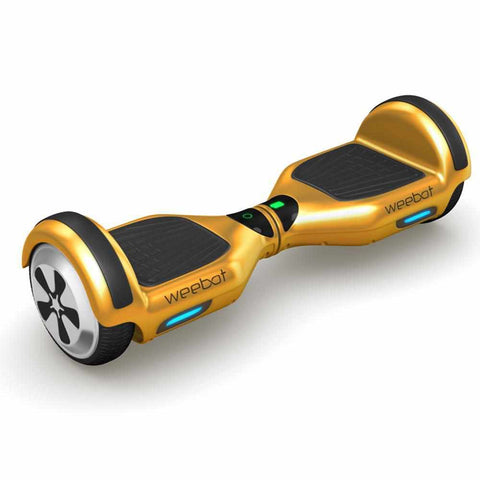 hoverboard prix weebot classic gold