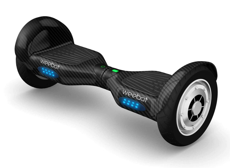 pack hoverkart hoverboard weebot 4x4 carbon tout terrain