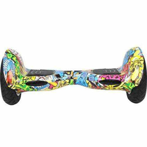 Hoverboard 4x4 Tag - 10 Pouces - Weebot