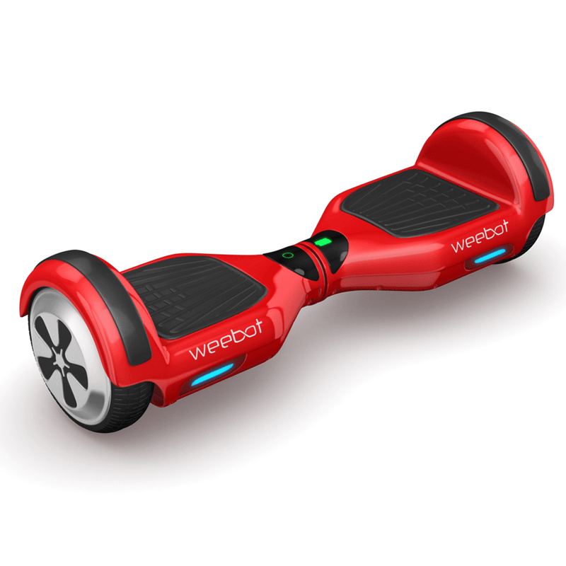 pack hoverkart hoverboard weebot classic rouge weebot