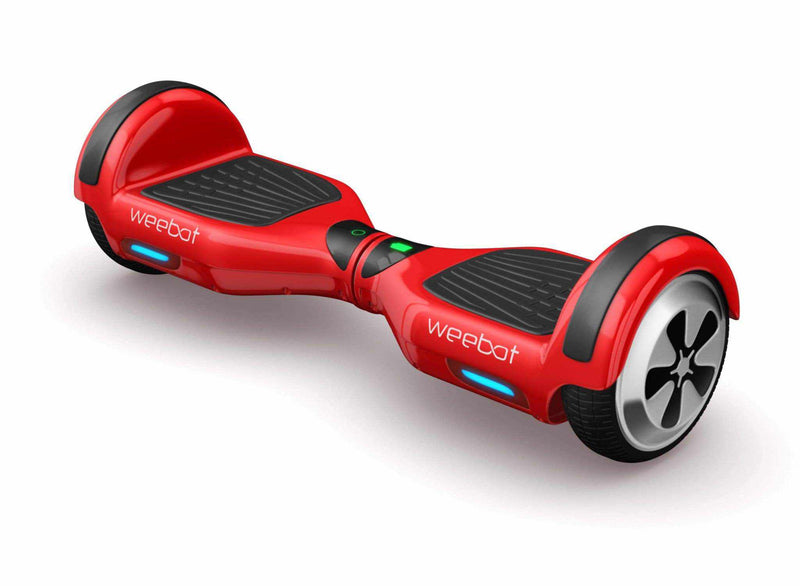 Hoverboard Classic Rouge - 6,5 Pouces - Weebot