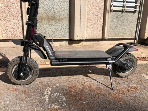 kaabo wolf warrior 11 plus trottinette sportive pas cher
