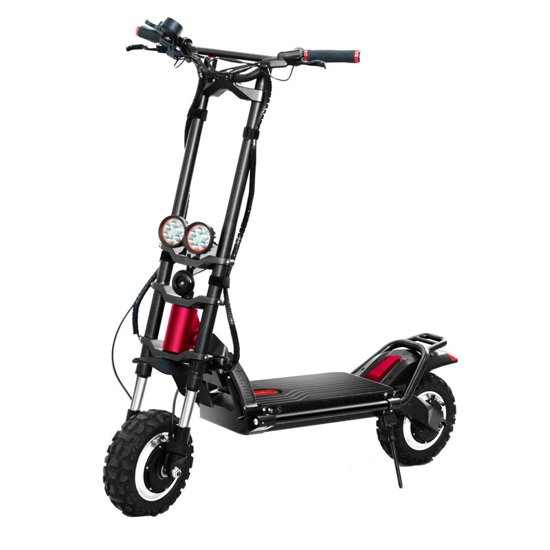 kaabo wolf warrior 11 trottinette electrique off road