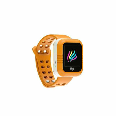 montre connecté enfant kiwip orange
