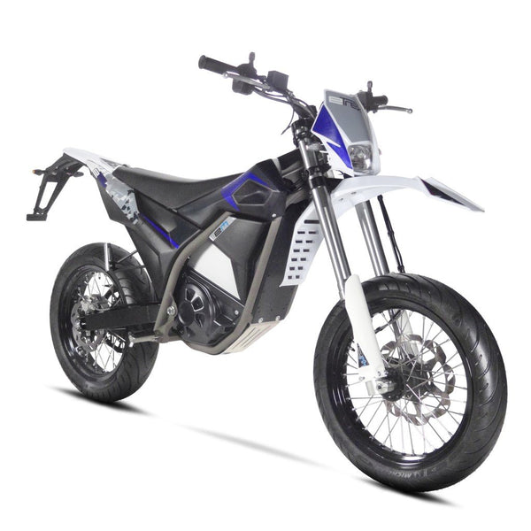 moto electrique cross electric motion etrek suspension