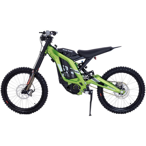 moto electrique cross surron light bee x off road vert