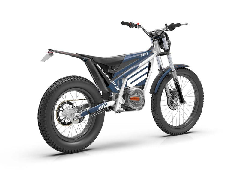 moto electrique electric motion escape moteur brushless