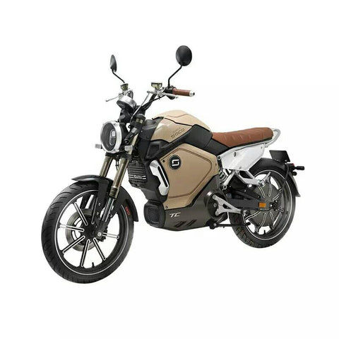 moto electrique super soco tc vintage beige france