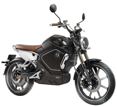 moto electrique super soco tc vintage noir subvention