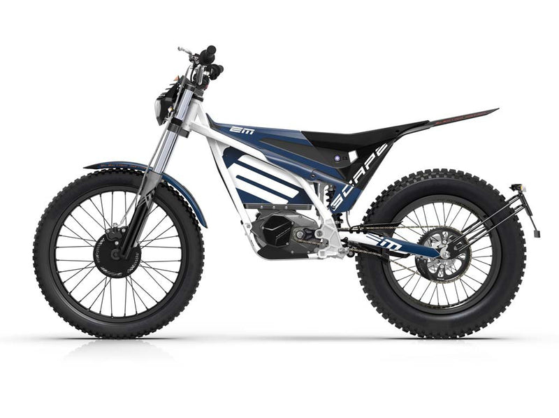 moto trial electrique electric motion escape subvention