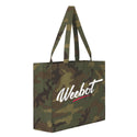 Sac Shopping Weebot CAMO Logo