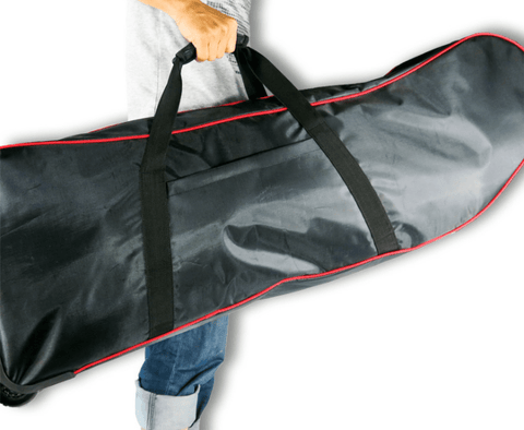 sac transport trottinette electrique bandouliere
