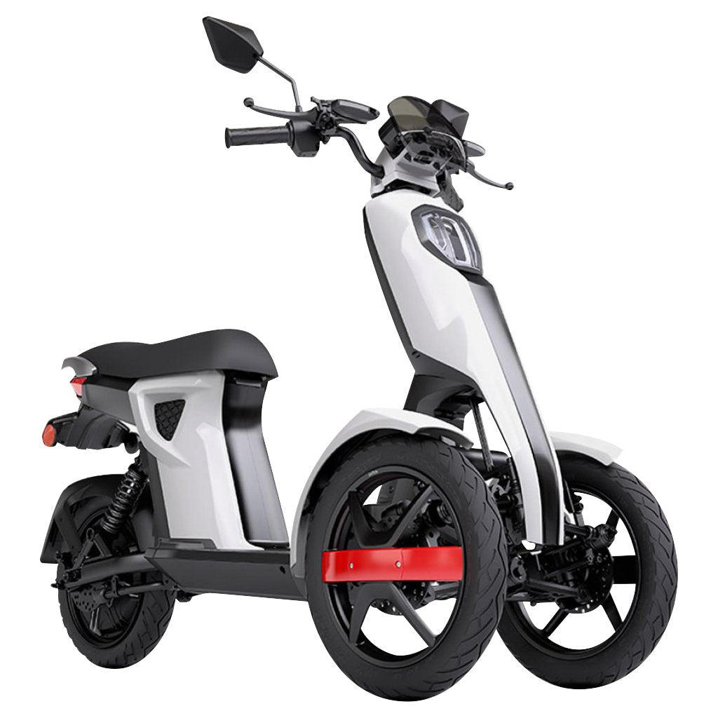 scooter electrique 3 roues doohan itango 2499 70 km. Black Bedroom Furniture Sets. Home Design Ideas