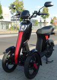 scooter electrique 3 roues doohan itango occasion
