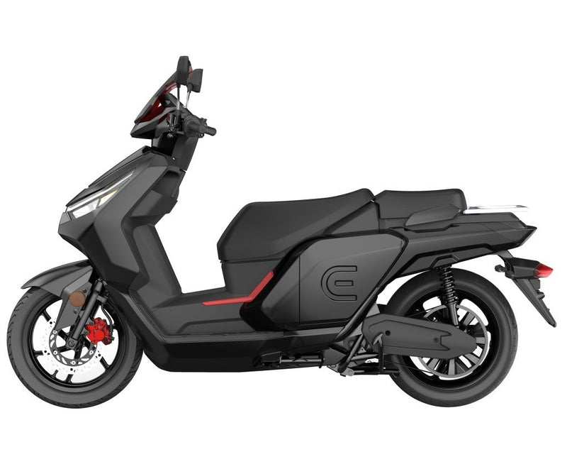 scooter electrique RED Electric Model E100 autonomie