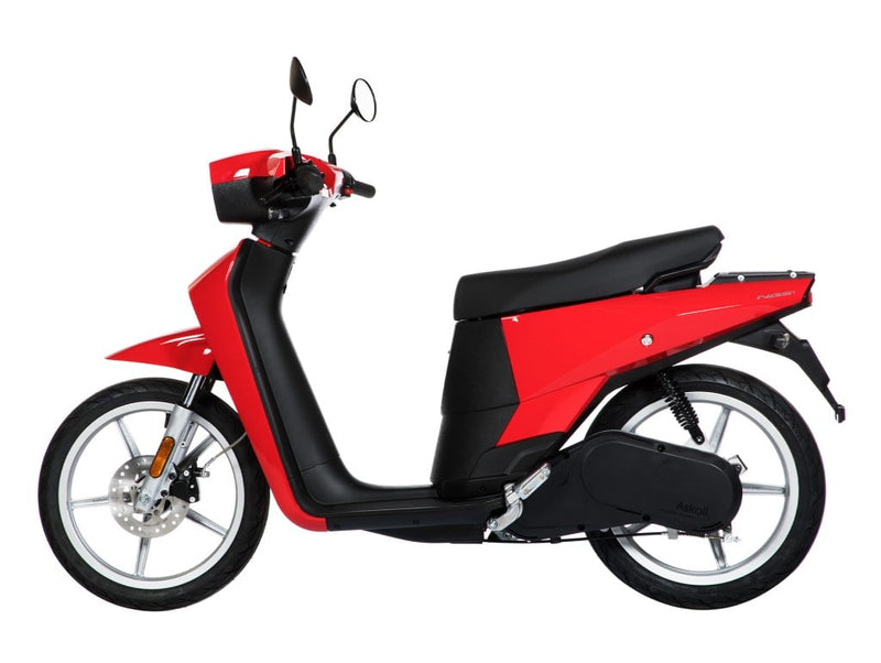 scooter electrique askoll ngs1 rouge simple batterie