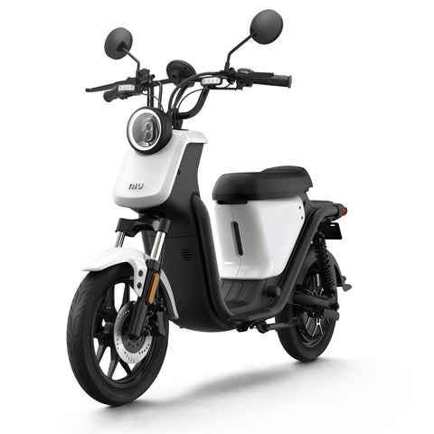 scooter electrique nui u series blanc