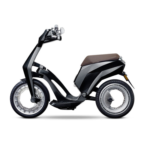 scooter electrique pliable ujet siege grand