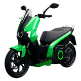 scooter electrique silence s01 vert