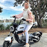 scooter electrique sunra miku max femme