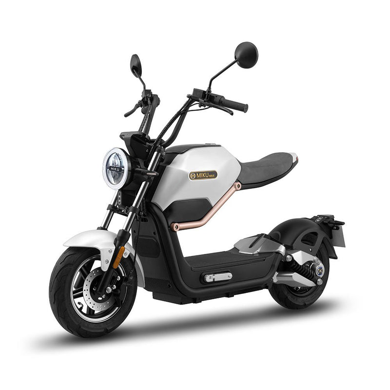 scooter electrique sunra miku max france