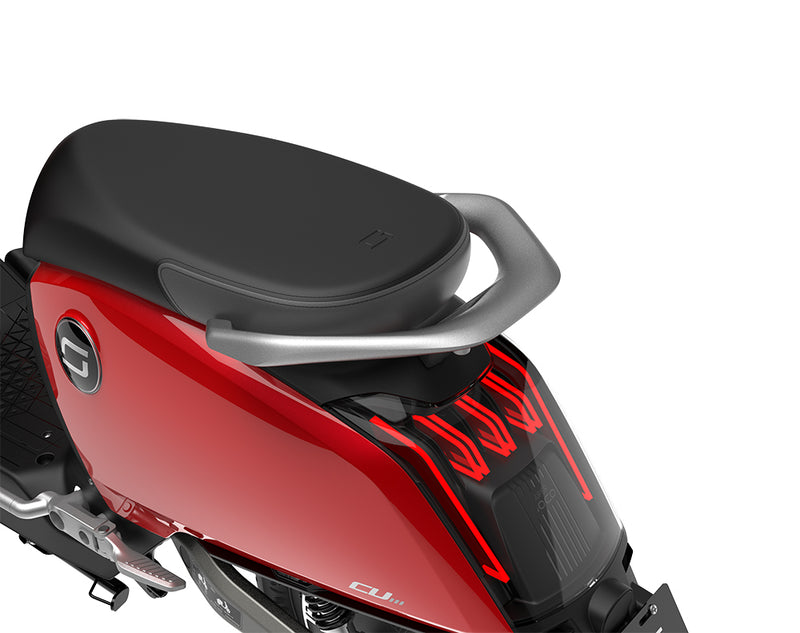 scooter electrique super soco cu x phare led
