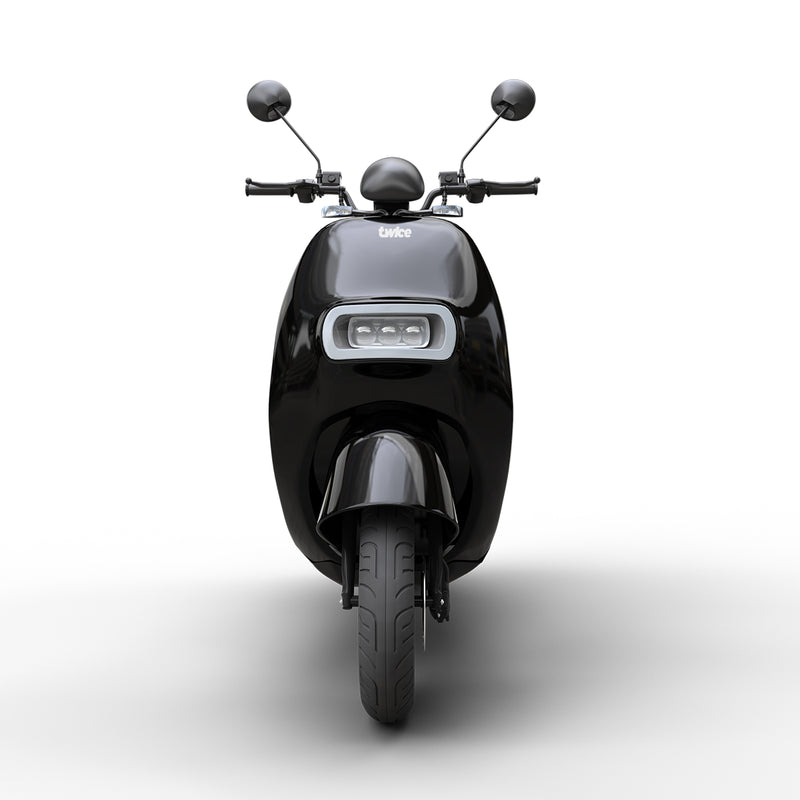 scooter electrique twild city eclairage led