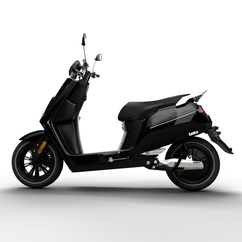 scooter electrique twild road frein hydraulique