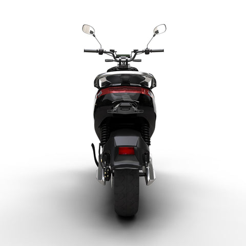 scooter electrique twice sport suspension hydraulique