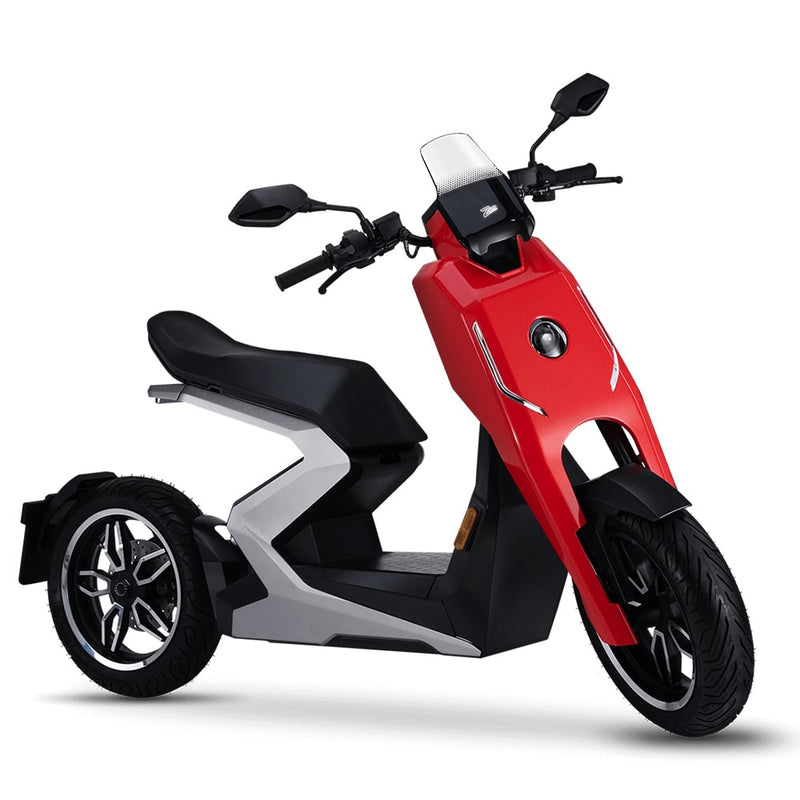 scooter electrique zapp i300 rouge