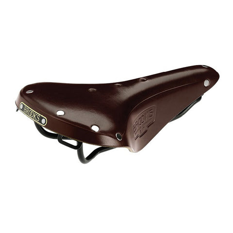 selle velo brooks b17 marron