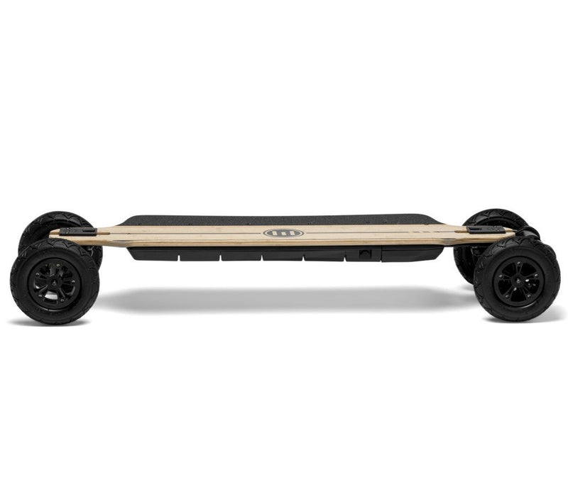 skate electrique evolve gtr bamboo 2&1 france
