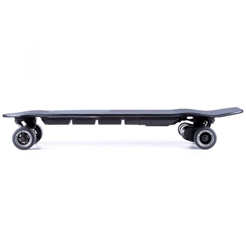 skate electrique slick revolution urban kick deck erable
