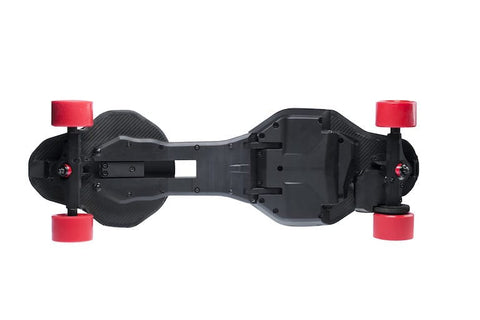 skateboard electrique linky batterie